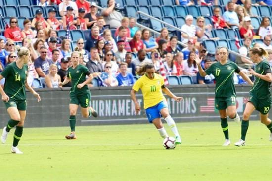 Seleção Brasileira-Torneio das Nações