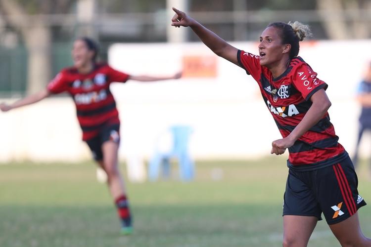 Brasileirão feminino-Flamengo