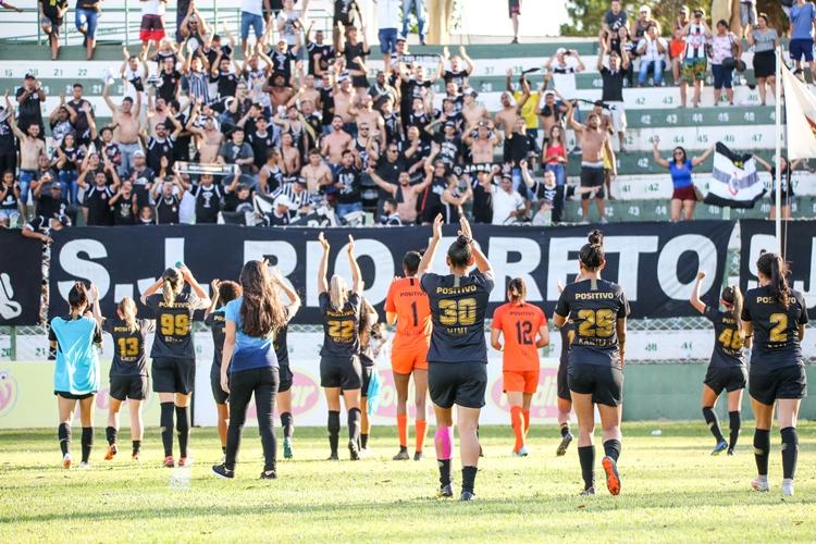 Corinthians-futebol feminino
