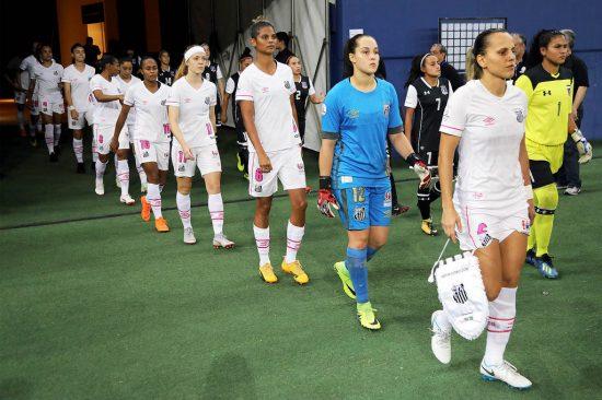 Santos volta a decidir título da Libertadores feminina após oito anos 532fa09cba899