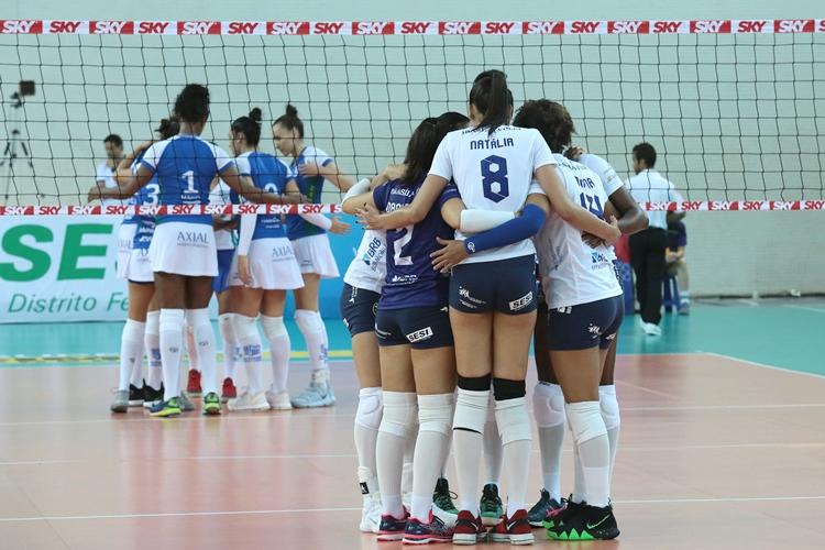 Superliga feminina-elencos