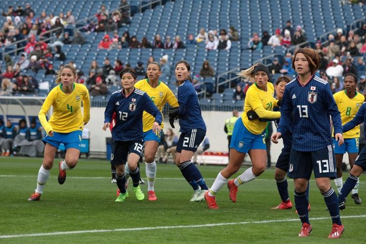 Brasil se candidata em sediar Copa do Mundo de futebol feminino 2023