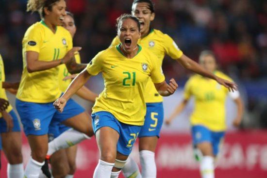 Jogos da Seleção Brasileira de futebol feminina vão passar na tv aberta pela primeira vez na história