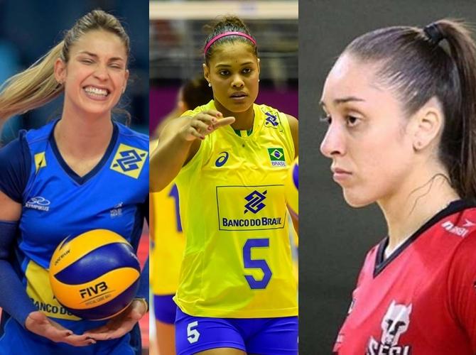 Dispensa da Seleção Brasileira feminina de vôlei, comandada por Zé Roberto Guimarães, vive crise em 2019, a quase um ano das Olimpíadas de Tóquio-2020