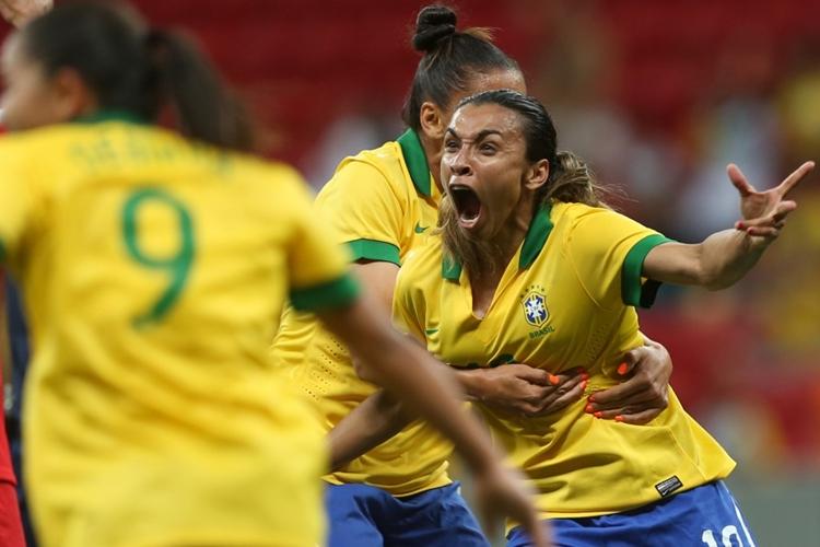 Copa do Mundo feminina de futebol na França: Marta é a maior artilheira da história dos mundiais