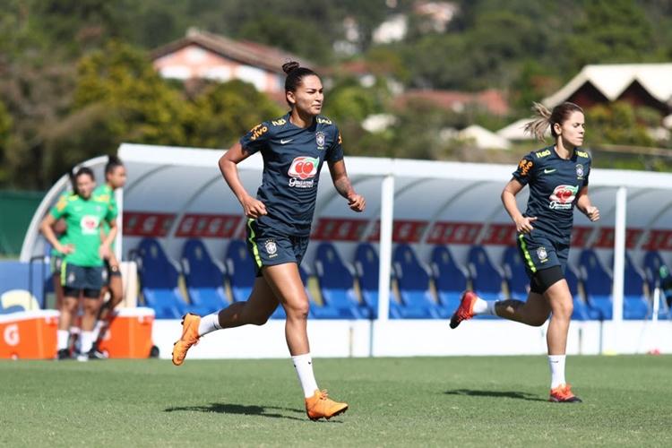 Poliana Seleção Brasileira Copa do Mundo feminina França 2019