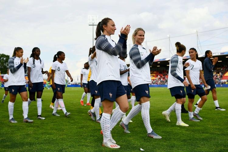 França-Copa do mundo feminina