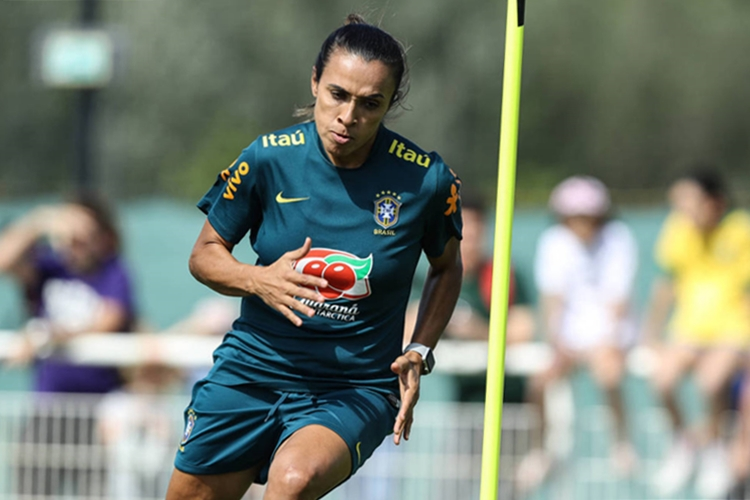 Marta-Copa do Mundo feminina-França