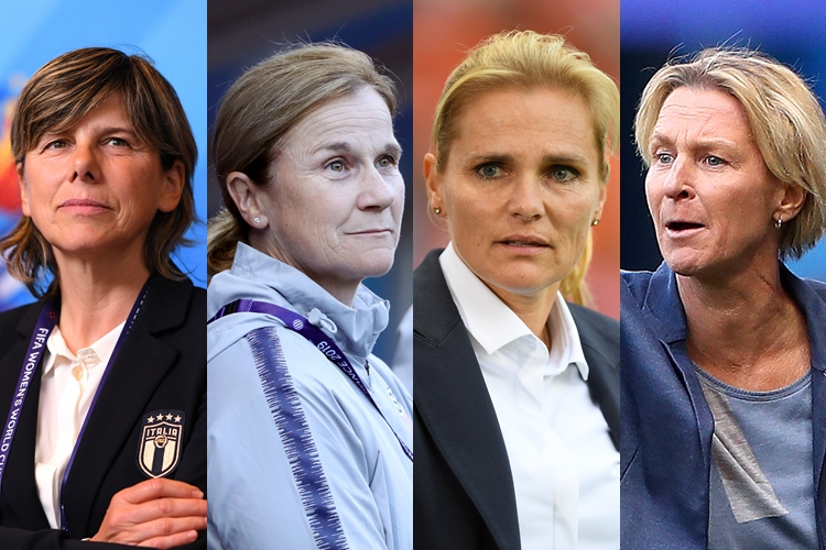 Técnicas-mulheres-Copa do Mundo feminina-