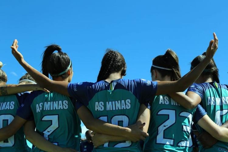 De Brasília, Minas Icesp garantiu a permanência na Série A1 do Brasileiro feminino