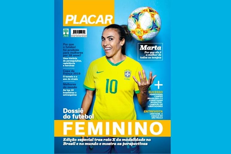 Revista Placar-Novembro 2019