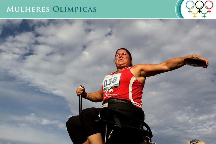 Mulheres nas Olimpíadas: campeã e recordista mundial, Beth Gomes é favorita ao ouro nas Paralimpíadas de Tóquio no lançamento de disco
