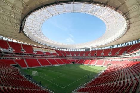 Estádio Mané Garrincha: Arena Bsb oficializa candidatura para Brasília ser cidade-sede da Copa feminina 2023, caso Brasil vença a disputa internacional