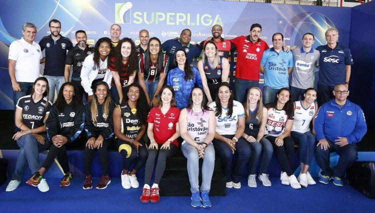 Clubes votam pelo fim da Superliga Feminina de vôlei, pelo fim do ranking de atletas e por três estrangeiras