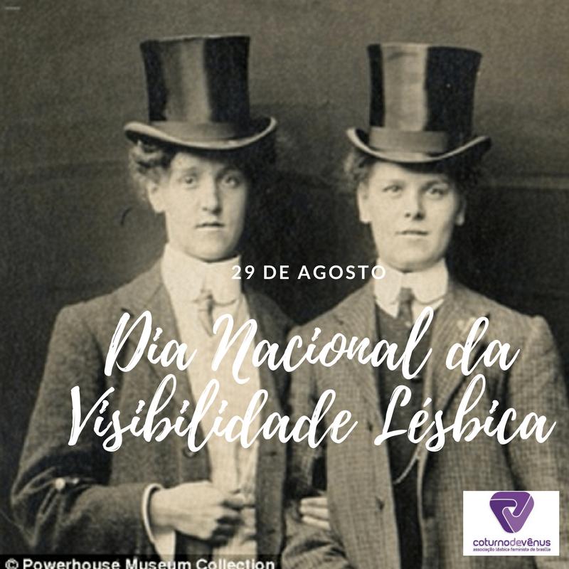 29 de Agosto marca o Dia da Visibilidade Lésbica