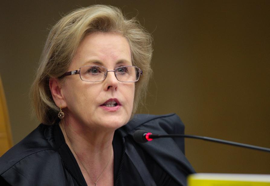 É machopatia o assédio moral contra a ministra Rosa Weber, do STF. Foto AP