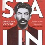 Crédito: Editora Schwarcz/Reprodução. Capa do livro Stálin: Vol 1: Paradoxos do poder. 1878-1928, de Stephen Kotkin: tradução Pedro Maia Soares.
