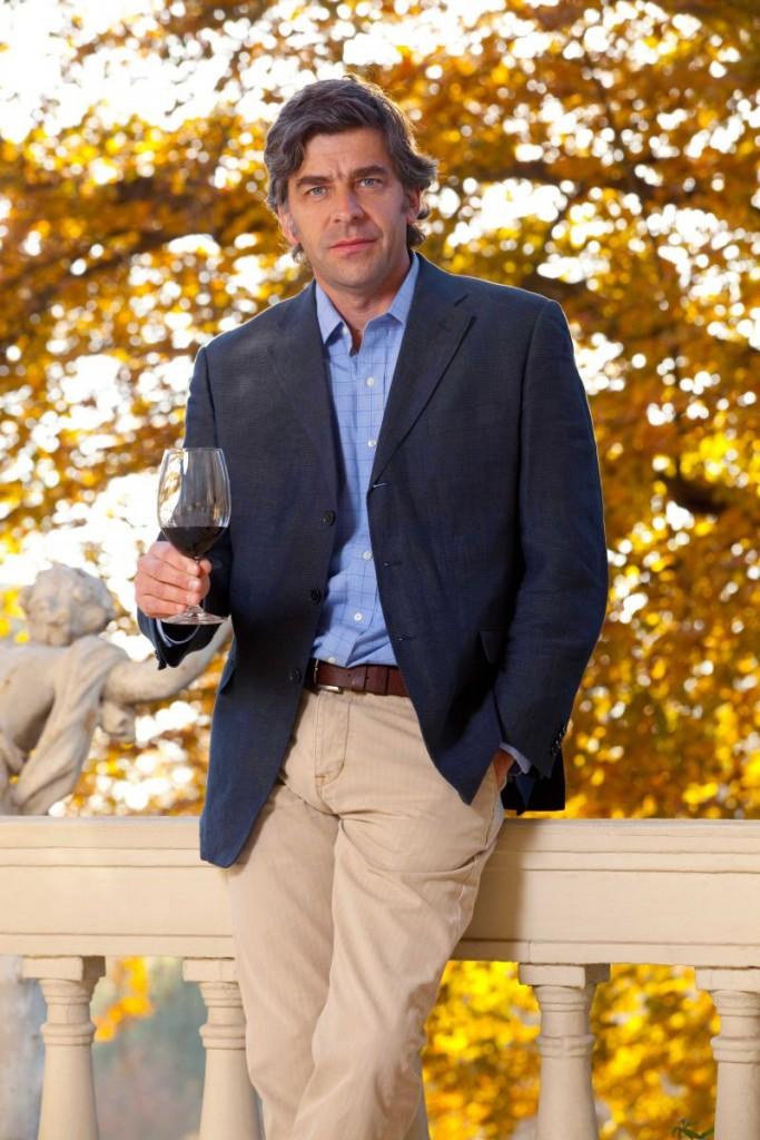 . Enólogo Enrique Tirado, da vinícola chilena Concha y Toro. Créditos: Concha y Toro/Divulgação