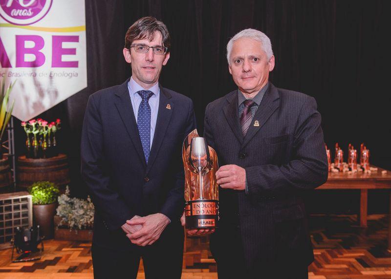 ABE/Divulgação. Juliano Perin e Flávio Zílio.