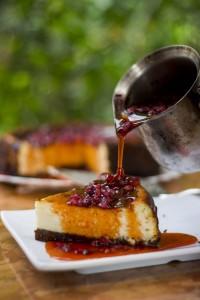 Cheesecake de româ do ArabSweets