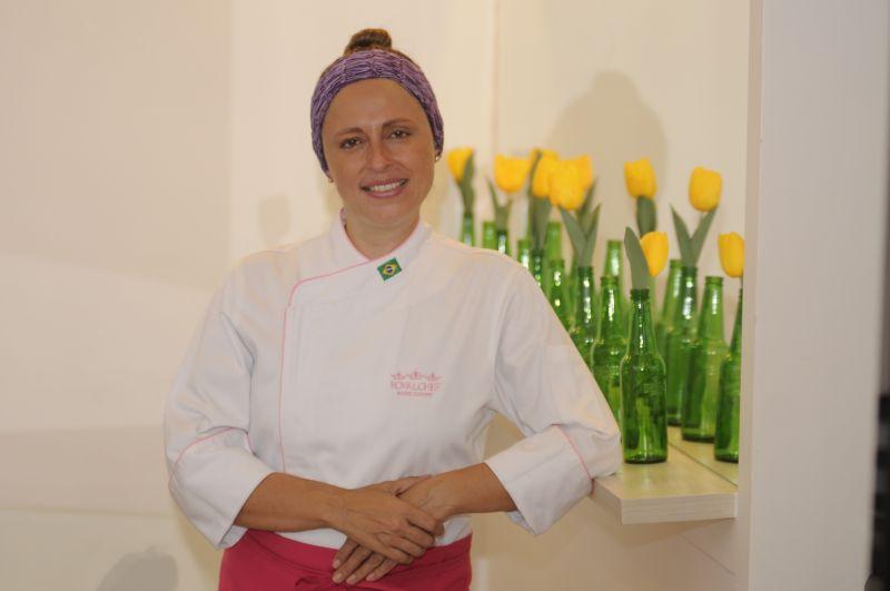 A chef Dani Goulart