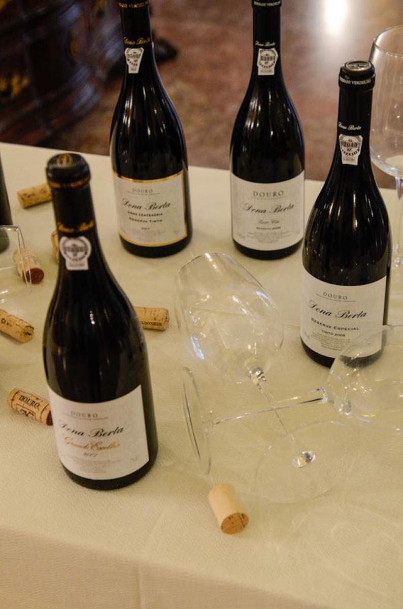 Divulgação/Dona Berta. Para a coluna Favas contadas, vinhos Dona Berta.