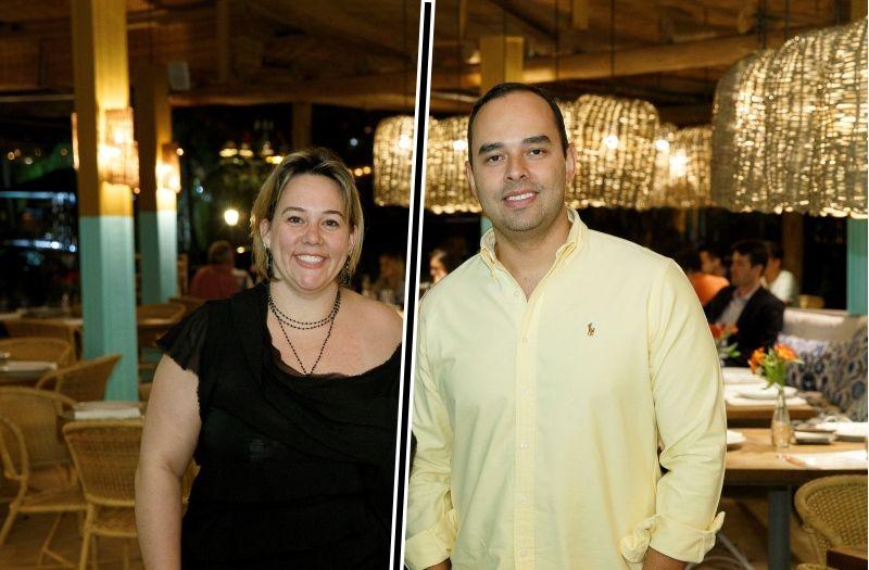Cristiano Sérgio/Divulgação. Divergências administrativas separaram Andrea Munhoz e Christiann Silva