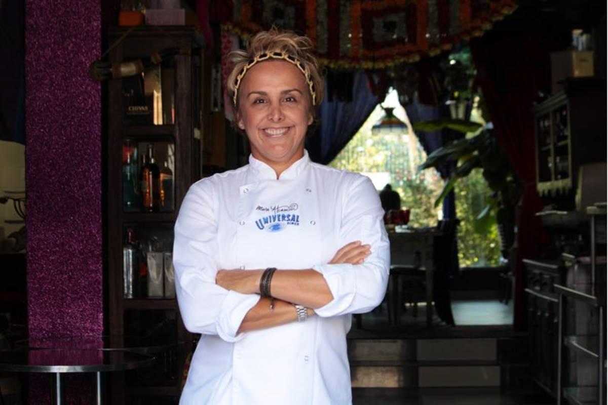 Mara Alcamim já confirmou presença no Chef nos Eixos