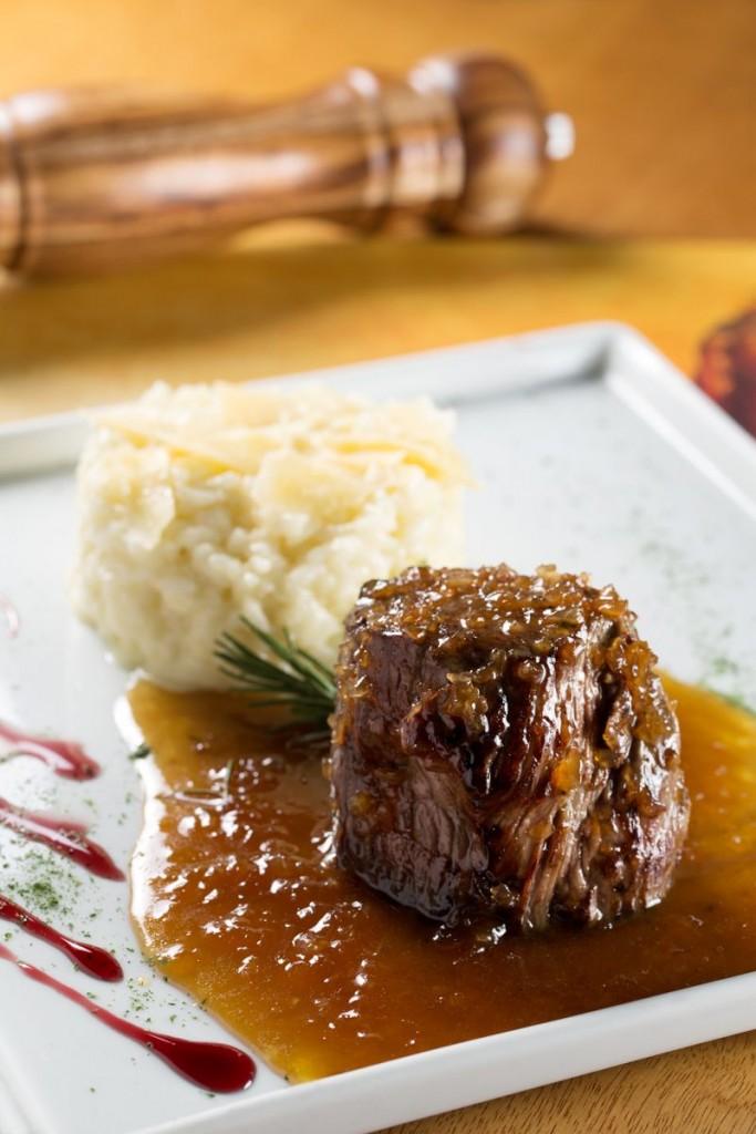 Rafael Lobo/Zoltar Design. O Rio Bistrô e Lounge  também participa do Restaurant Week.