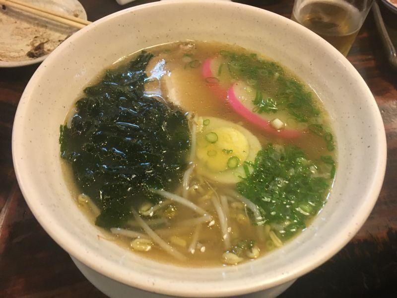 Lámen do restaurante Yuzu, na Liberdade.
