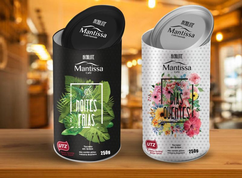 Destak Comunicação/ Divulgação. Lotes novos da Mantissa Café para o Belini Café ? The Coffee Experience.