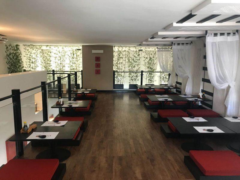 Destak Comunicação/Divulgação. Novo espaço do restaurante Haná.