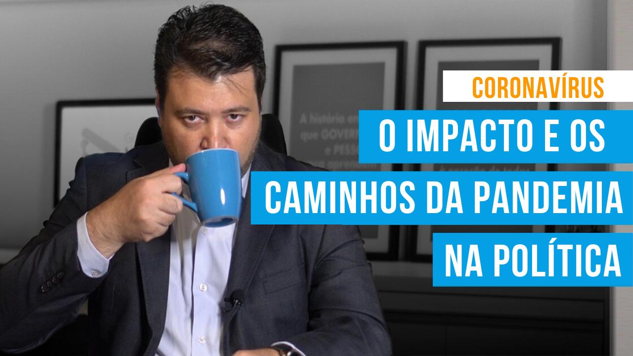 MARCELO VITORINO FALA SOBRE O CORONAVIRUS E A POLITICA NO BRASIL