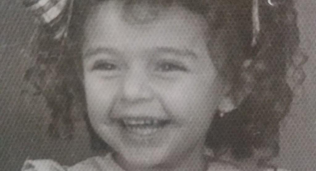 O sorriso aberto acompanha Mariza desde a infância