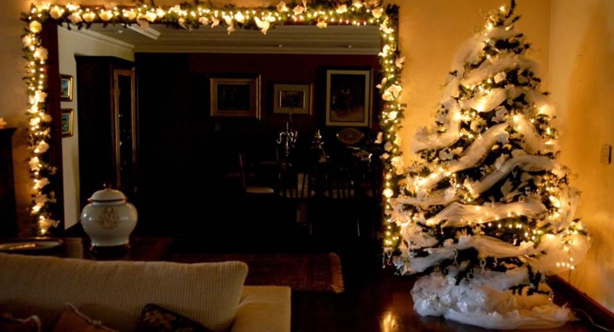Credito: Adauto Cruz/CB. Enfeite a casa para entrar no clima de Natal.