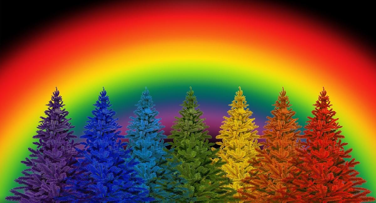 Saiba o que cada cor significa na noite de Natal