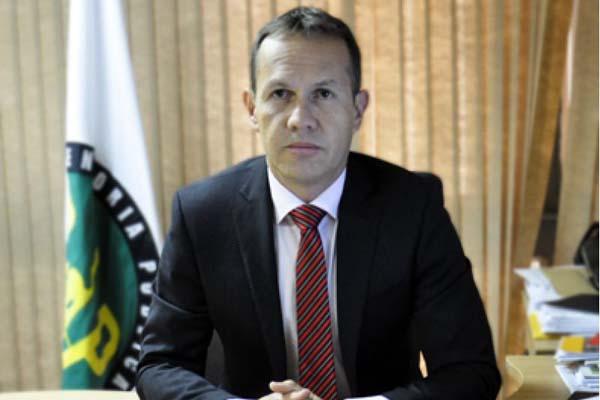 Foto: Arquivo Pessoal. Defensor público-geral do DF, Ricardo Batista
