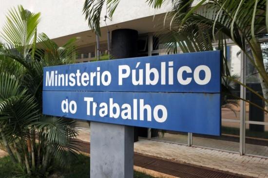 22/08/2009. Crédito: Rafael Ohana/CB/D.A Press. Brasil. Brasília - DF. Edifício do Ministério Público do Trabalho, quadra 04 do Setor de Autarquias Sul.