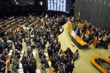 Câmara vota projeto de terceirização do setor público e privado hoje