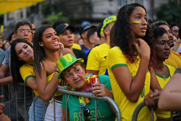 Foto: AFP / CARL DE SOUZA