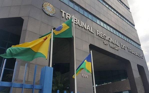 Foto: TRT-14/Divulgação/Instagram