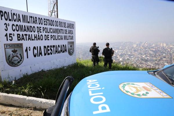 Foto: Divulgação/PMERJ