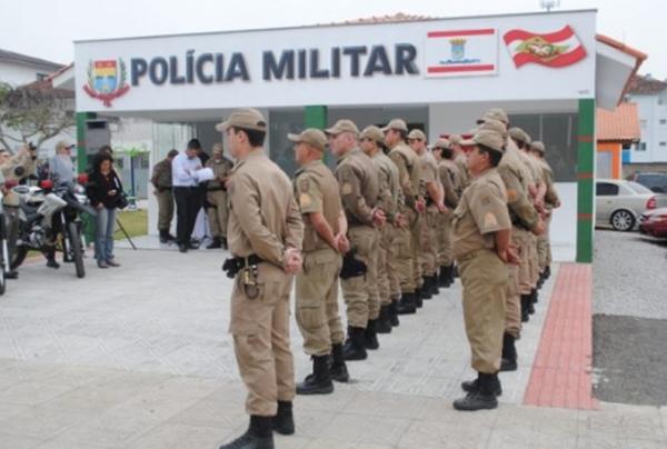 Imagem:PMSC/Divulgação