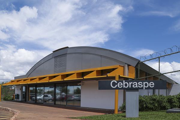 Edifício sede do Cebraspe (Foto: Cebraspe/Divulgação/Natália Valarini)