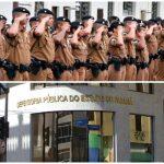Defensoria Pública e PM do Paraná estão autorizadas a realizar concursos