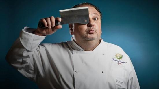 Chef Erick jacquin, apresentador dos programas Pesadelo na Cozinha e Masterchef, da Band