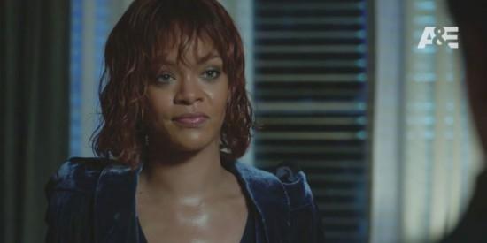 Rihanna em bates motel