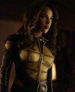 Megalyn Echikunwoke como Vixen em Arrow