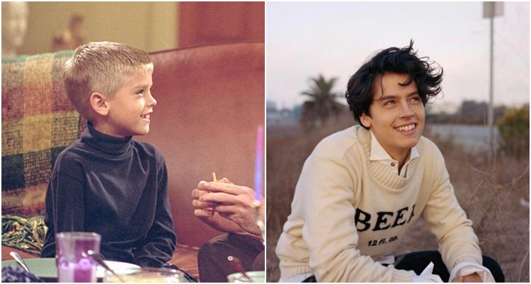 Cole Sprouse, que interpretou Ben em Friends