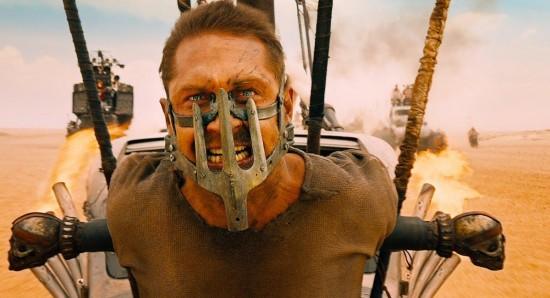 Cena do filme Max Max: Estrada de fúria